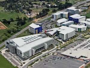 Lockdown update for the airport business parks