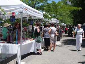 Summer Markets in the Park