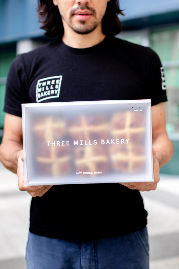 Hot Cross Buns delivery
