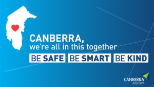 A message from Stephen Byron, CEO Canberra Airport