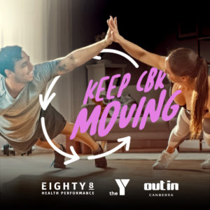 Keep Canberra Moving: Virtual Event