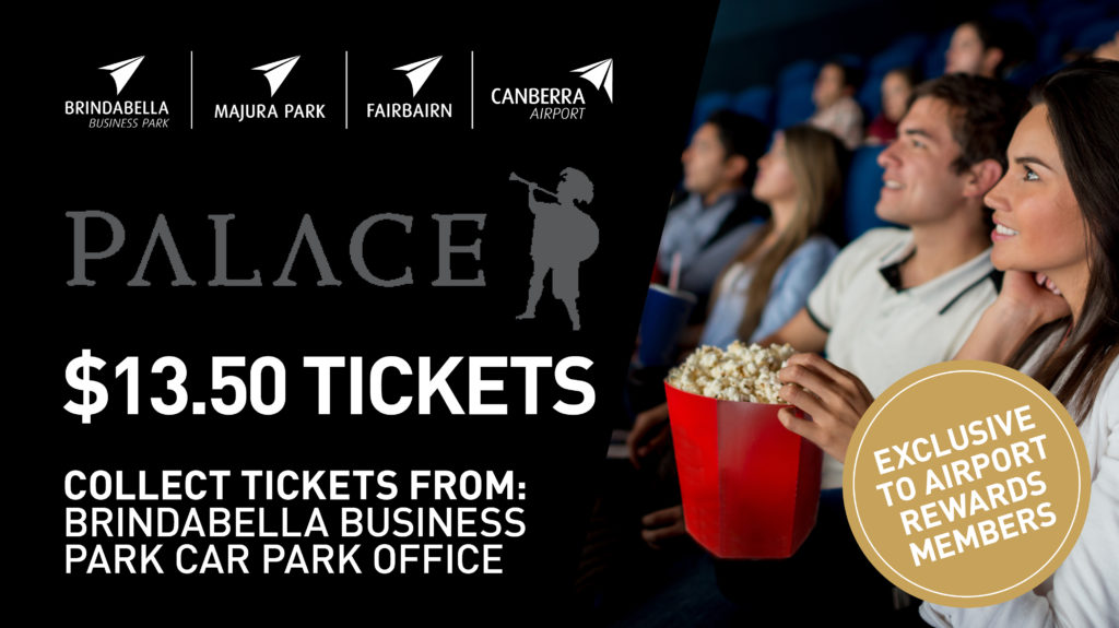 $13.50 Palace Cinemas Tickets