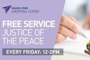 Justices of the Peace - Majura Park